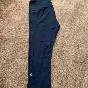 Fast and free yoga cropped pants